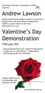Andrew Lawson VDay Demo